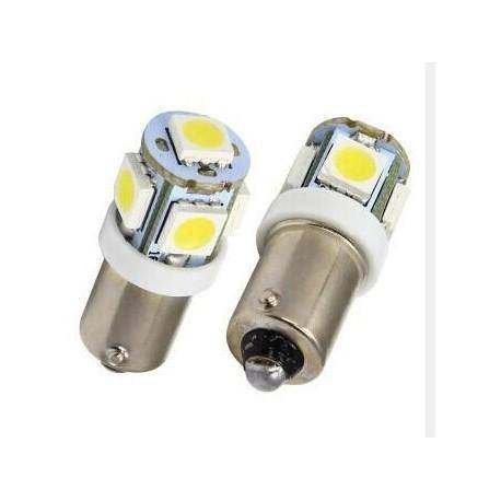 AMPOULES A LEDS BA9 (PIECE) - SecuryCars Tuning