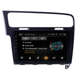 AUTORADIO TYPE DORIGINE ANDROID VW GOLF 7  H514K