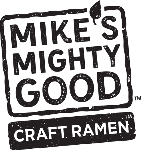 Mike's Mighty Good Logo