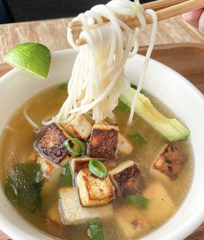 What is ramen? Mike's Mighty Good Instagram Photo