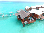 Maldives Kodhipparu Resort using Woodoc opens