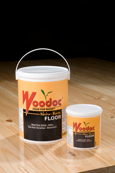 Woodoc 25w Water Borne Floor Sealer Launches In Europe