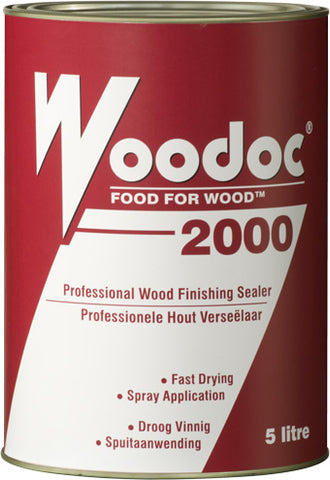 Woodoc 2000 Professional Sealer