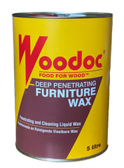 Woodoc Deep Penetrating Furniture Wax
