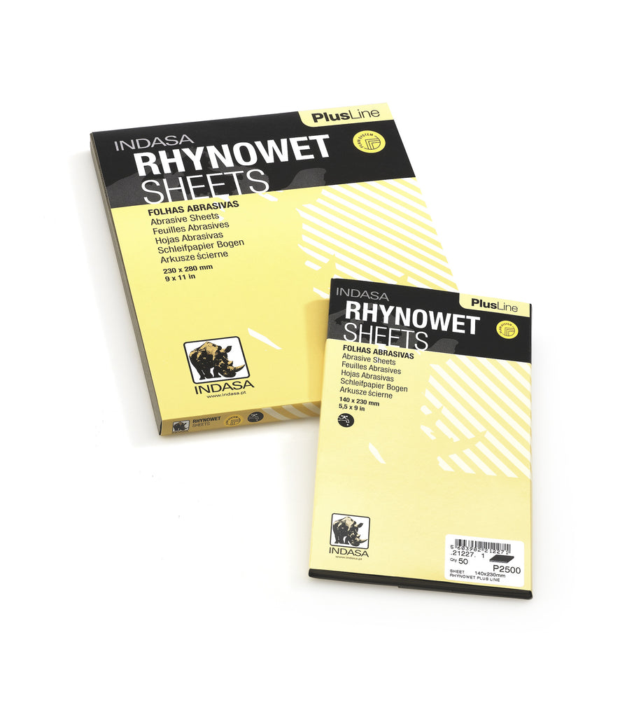 Indasa Rhynowet (230 x 280 mm sheet)