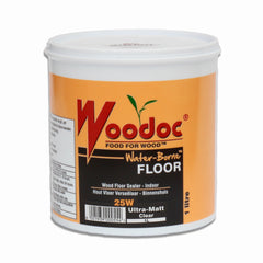Woodoc Ultra Matt Wood Finish 1 Litre