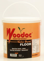 Woodoc 25W Water-borne Wooden Floor Sealer