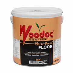 Woodoc Ultra Matt Wood Finish 2.5 Litre