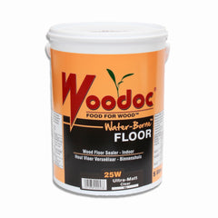 Woodoc Ultra Matt Wood Finish 5 Litre