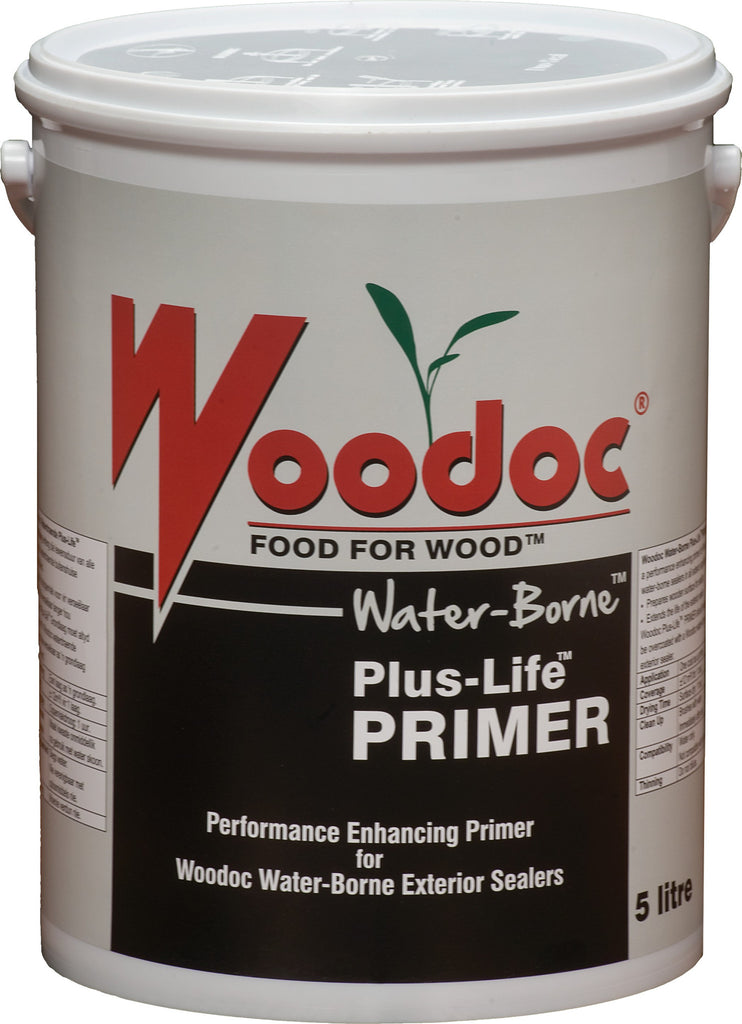 Woodoc Water-borne Plus-life Primer