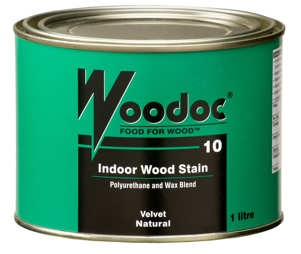 Woodoc 10 Satin/Velvet Interior Wood Finish