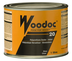 Woodoc 20 High-gloss Interior Wood Finish