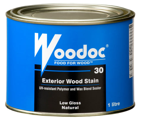 Woodoc 30 Exterior Wood Sealer