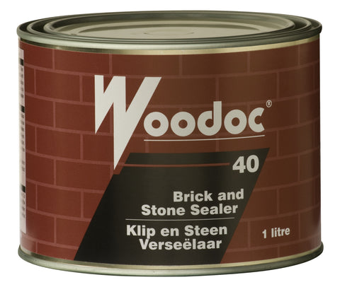 Woodoc 40 Brick and Stone Sealer
