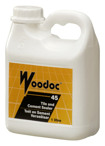 Woodoc 45 Porous Tile, Cement and Stone Sealer