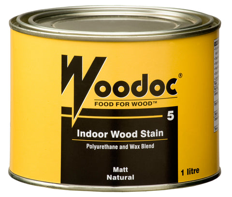 Woodoc 5 Matt Interior Wood Finish