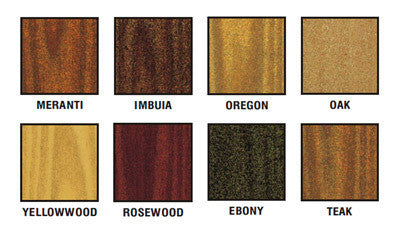 Woodoc Stain Concentrate Interior Exterior Non Fading