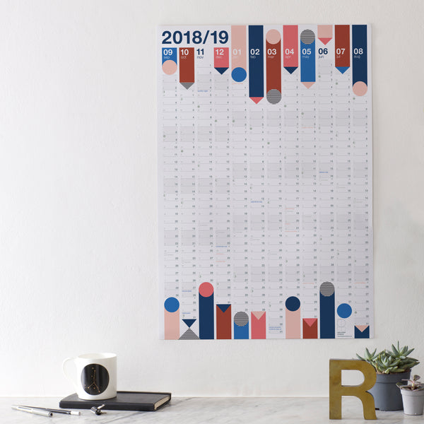 *NEW* 2018/19 Academic Year Planner