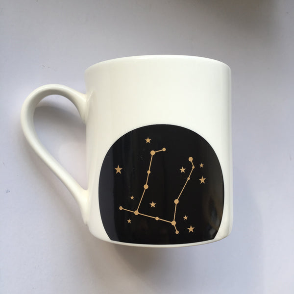 Zodiac Constellation Mug : Gemini
