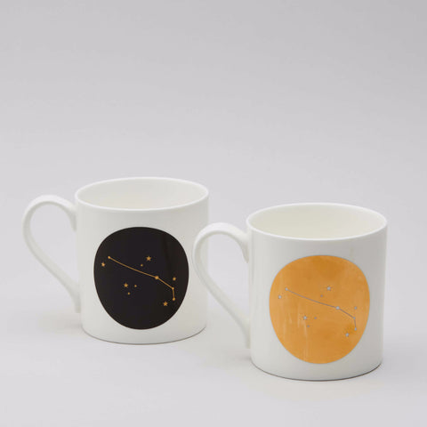 Zodiac Constellation Mug : Aries