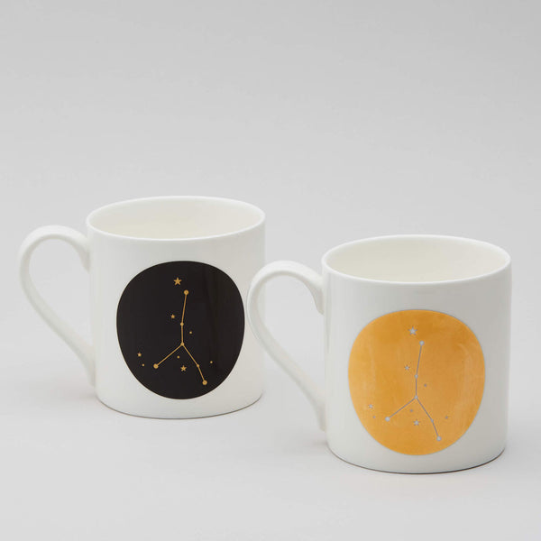 Zodiac Constellation Mug : Cancer