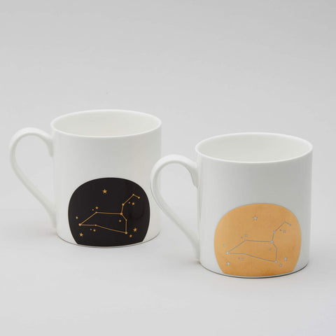 Zodiac Constellation Mug : Leo