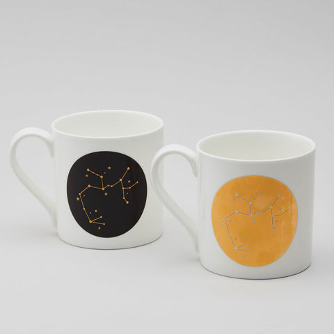 Zodiac Constellation Mug : Sagittarius