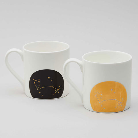 Zodiac Constellation Mug : Scorpio
