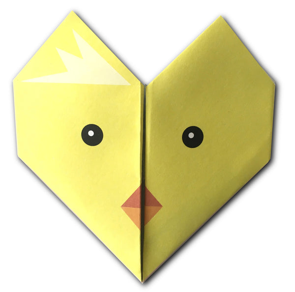 Origami Notepaper Set : Ducklings/Chicks