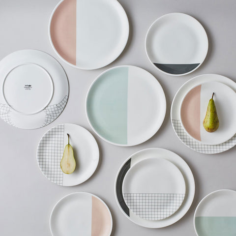 Grid Tableware : Complete Set