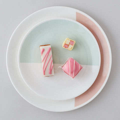 Grid Tableware : Pastel Pair