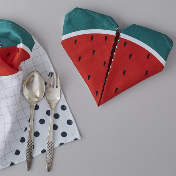 Origami Cotton Table Napkins - Pick n Mix