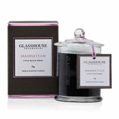 Glasshouse Manhattan Candle