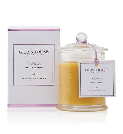 Glasshouse Tahaa Candle