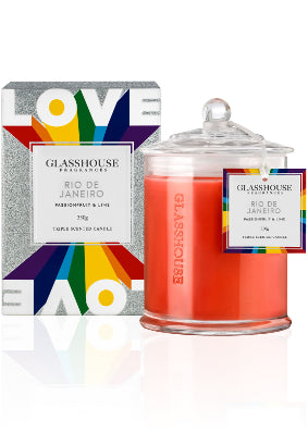 Glasshouse  ~Love is Love~ Limited Edition Candle