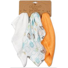 Olliboo, Washer Neutral 3 Pack