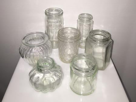 Vintage Jars - Assorted