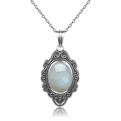 Collier Pierre de Lune Gailleta