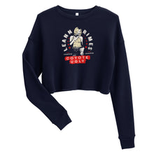 Load image into Gallery viewer, Coyote Ugly Crop Sweatshirt Dark