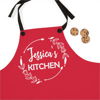 Personalized Apron, Funny Gift for Her, Personalized Gift for Her, Customized Aprons for Women, Gift Ideas for Hostess Baking Gifts