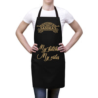 Personalized Apron Funny Apron, ULTRA LightWeight, Personalized Gift for her, Custom Aprons for Women Hostess Gift Ideas Baking Gifts