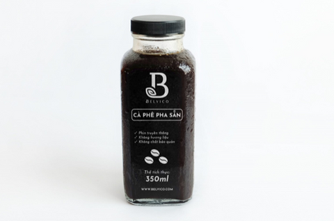Ready-to-drink Coffee, bottled Belvico