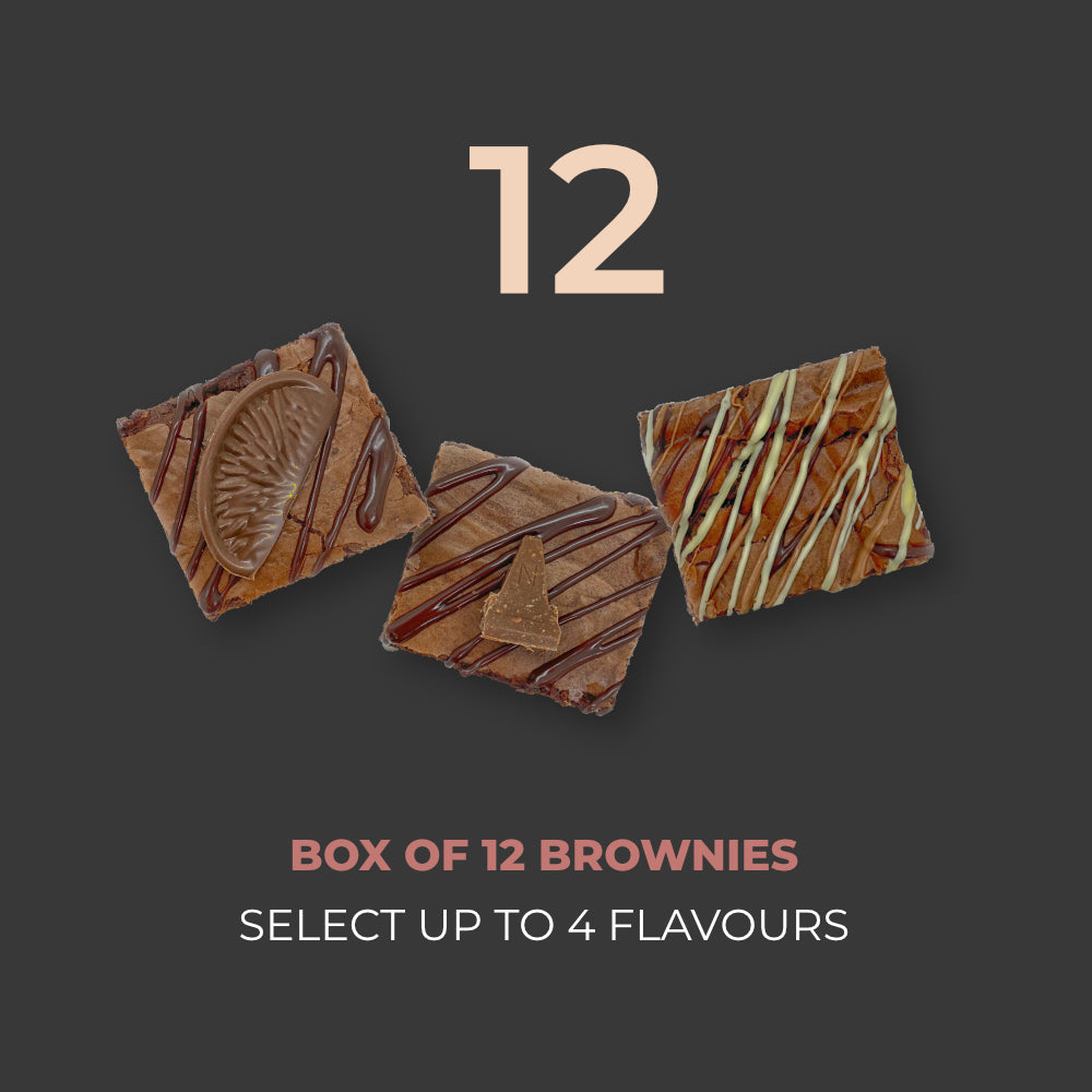 12 BOX - SELECT UP TO 4 FLAVOURS