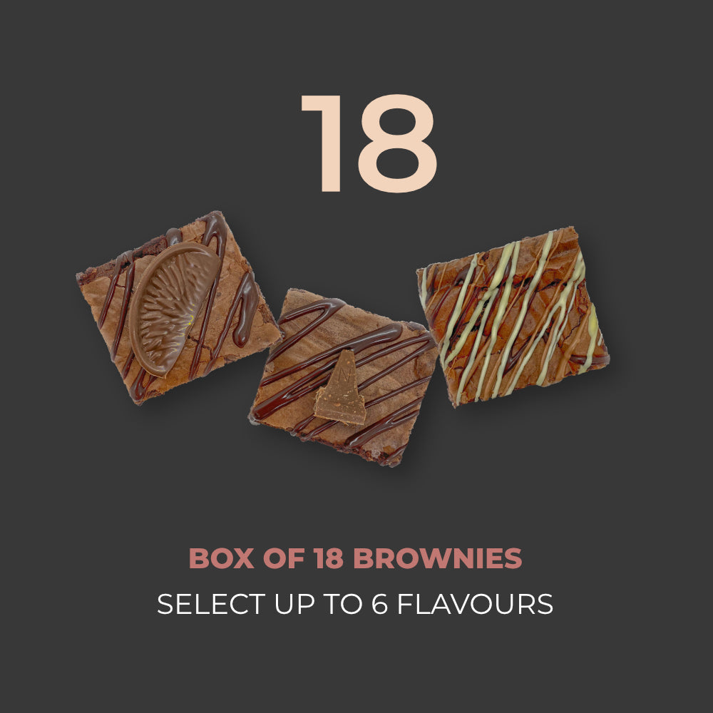18 BOX - SELECT UP TO 6 FLAVOURS
