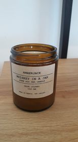 Amberjack - Whiskey In A Jar Candle 150g