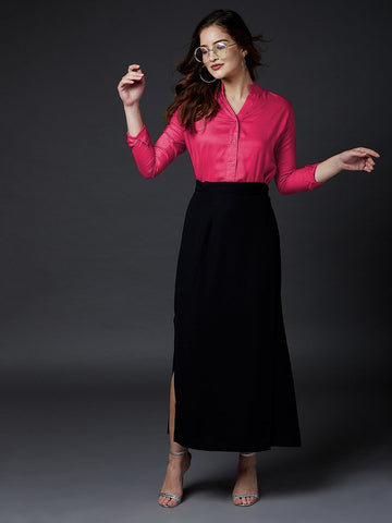 Estonished Dark Pink Shirt