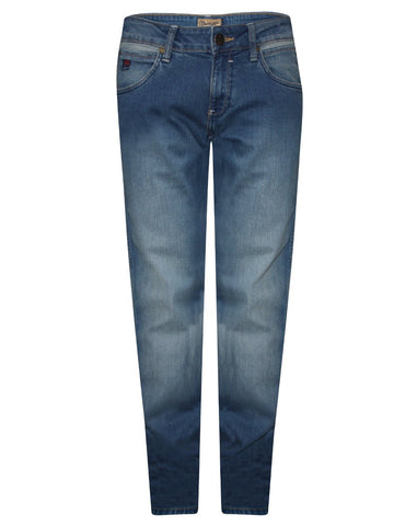Blue Slim Stretch Jeans