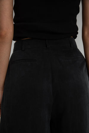 FLOW HIGH WAIST RELAXED TROUSERS