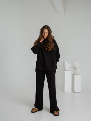 FLOW OVERSIZED SWEATSHIRT