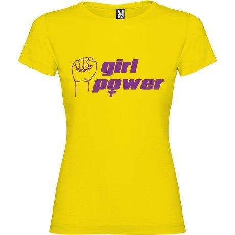 Girl Power - lacasadelascamisetas